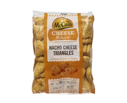 Triangoli Nachos/Formaggio McCain kg.1