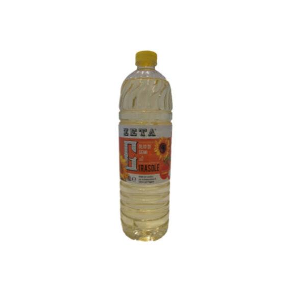 Olio Girasole lt. 1 bottiglia PET
