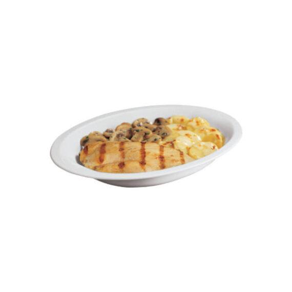 Filetto Pollo Funghi/Patate 1x4 Gr 300
