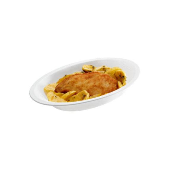 Cotoletta Pollo c/patate 1x4 gr.300 Surgital