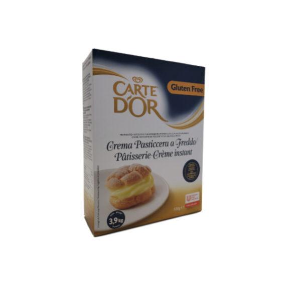 Crema Pasticcera a freddo gr.900 Carte D'Or