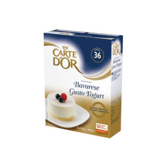 Crema Yogurt gr.600 Carte D'or