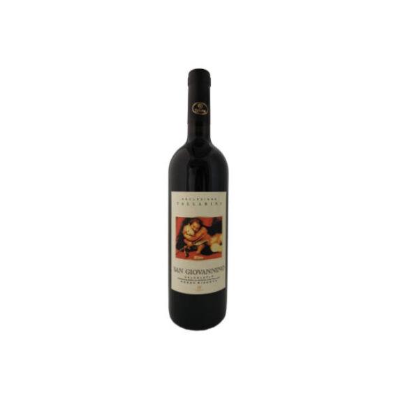 Vino Valcal. Rosso GIOVANNINO Ris 0,75