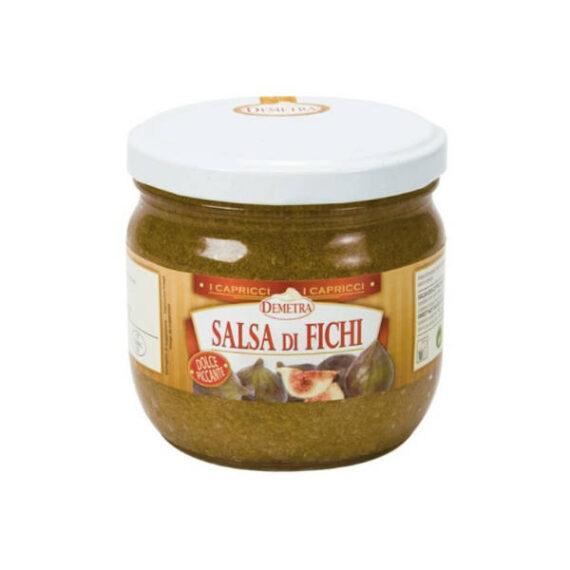 Salsa di Fichi gr.450 vaso Demetra