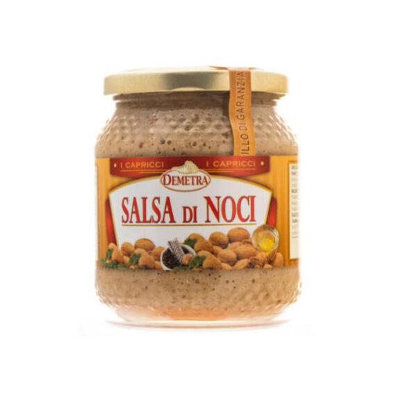 Salsa di Noci gr.530 vaso Demetra