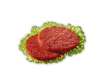 Hamburger piemontese gr.200 kg. 4,2
